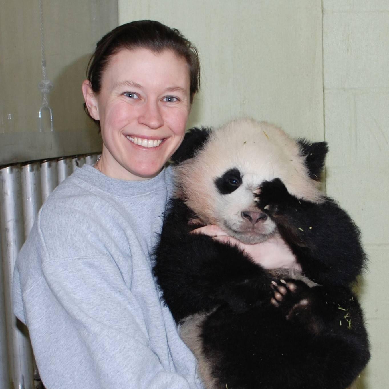 Zoo Curator I Courtney Janney I '03